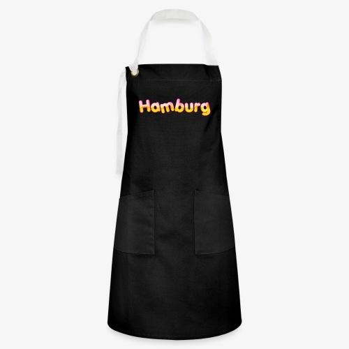 Hamburg - Kontrastschürze