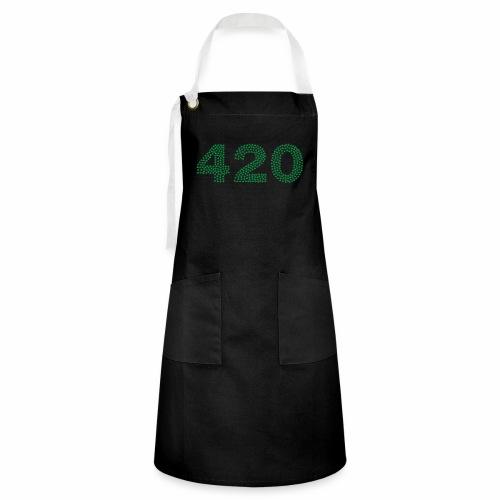 420 - Grembiule artista