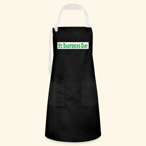 ST BADTRICKS DAY - Artisan Apron