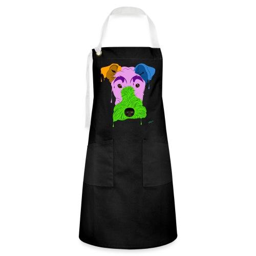 Fox Terrier - Grembiule artista