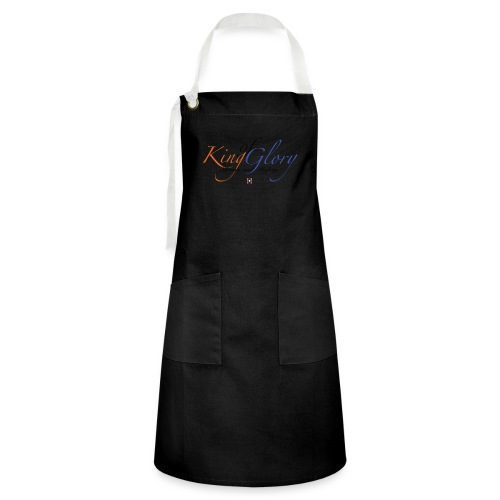 King of Glory by TobiAkiode™ - Artisan Apron