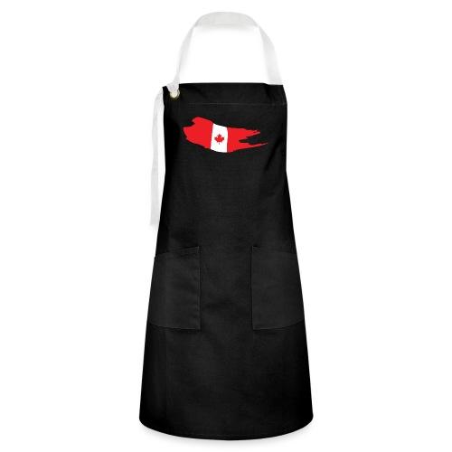 Canada Flag - Delantal Artesanal