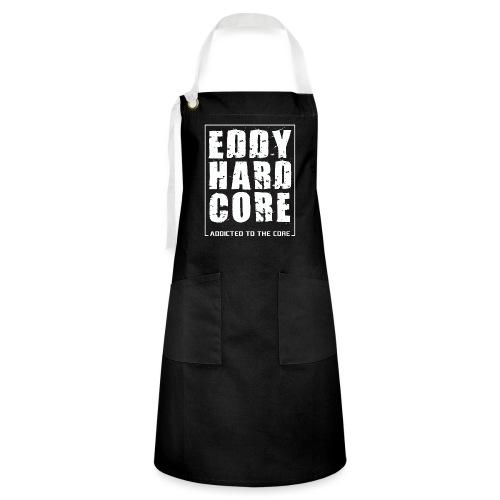 EddyHardcore ATTC square - Contrasterende schort