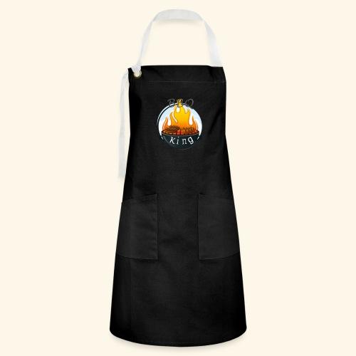 Barbecue - Grembiule artista