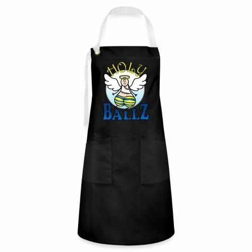 Holy Ballz Charlie - Artisan Apron