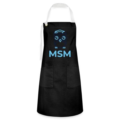 MSM UGLE - Kontrastforklæde