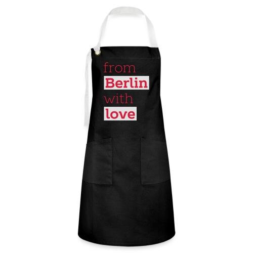From Berlin with Love - Kontrastschürze