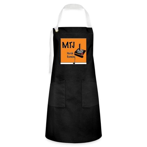 Mtj Logo - Konstrastforkle