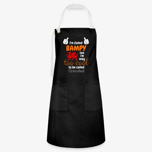 I'm Called BAMPY - Cool Range - Artisan Apron