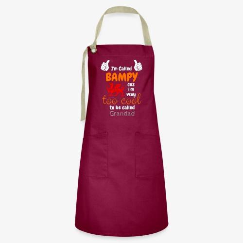 I'm Called BAMPY - Cool Range - Artisan Apron