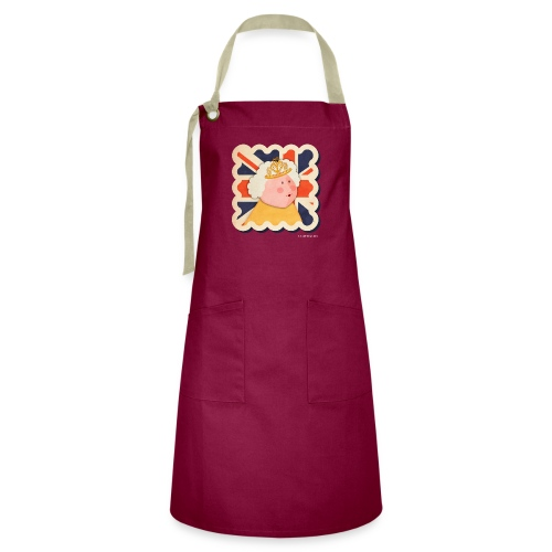 The Queen - Artisan Apron