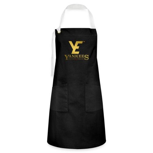YE Logo Gold - Artisan Apron