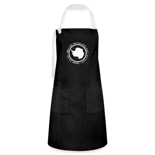 Great God! - Artisan Apron