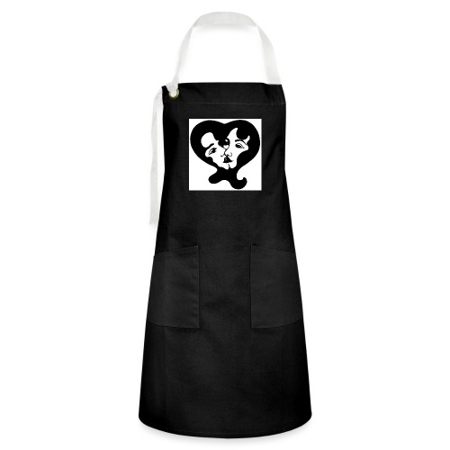 Girl Action - Artisan Apron