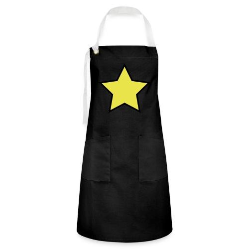 Star - Stjerne - Artisan Apron