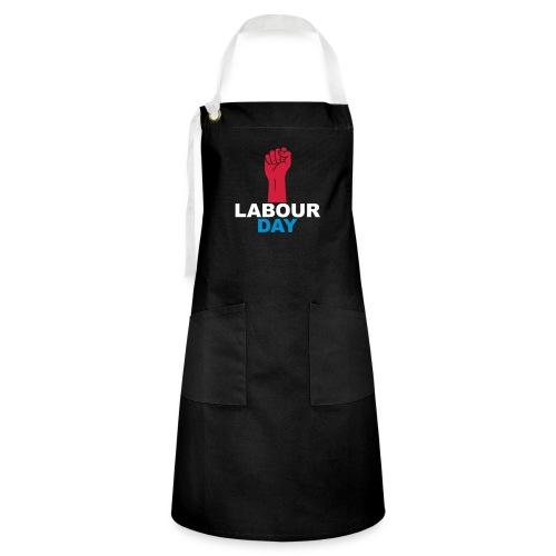 Labour day - Artisan Apron