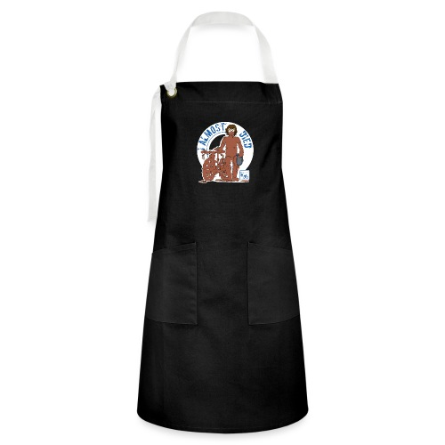 I almost died - Artisan Apron