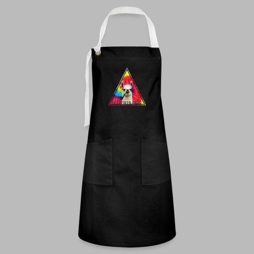 Illumilama logo T-shirt - Artisan Apron