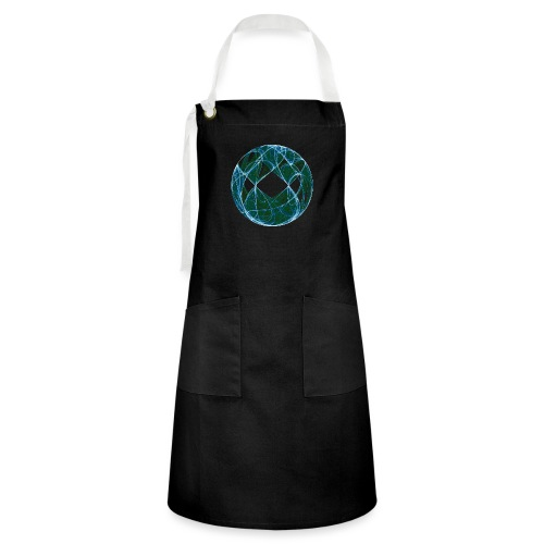 Harmony in the Ocean of Elements 446oce - Artisan Apron