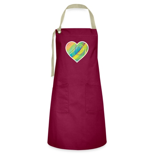 Spread the Love - Artisan Apron