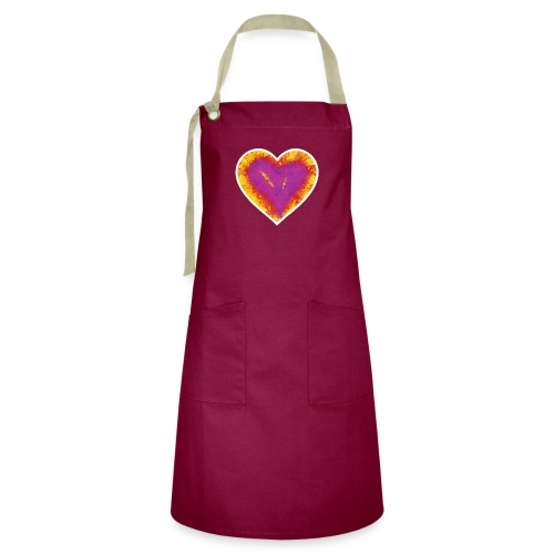 Stitched Heart - Artisan Apron