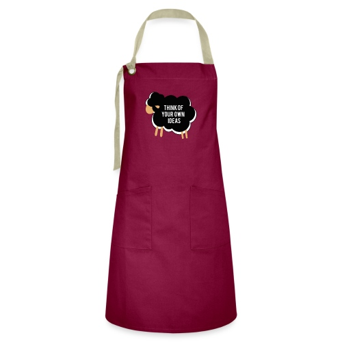Think of your own idea! - Artisan Apron