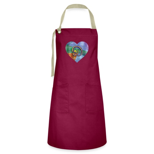 Dieter delivers drama an a daily basis... - Artisan Apron