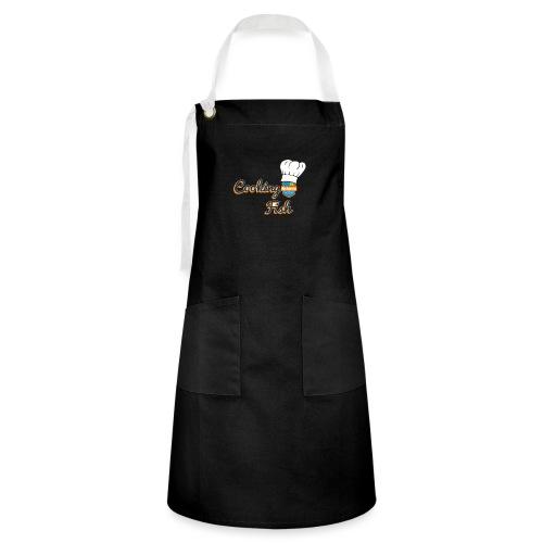 Cookingfish - Kontrastforklæde