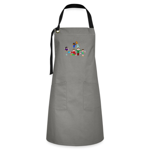 Water Fight - Artisan Apron