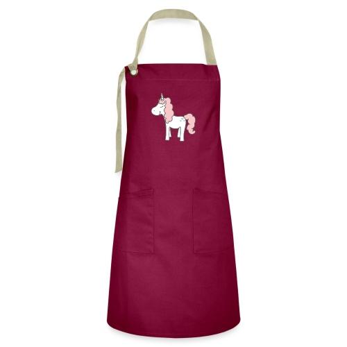 unicorn as we all want them - Kontrastforklæde