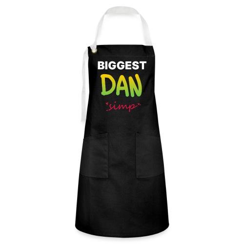 We all simp for Dan - Kontrastforklæde