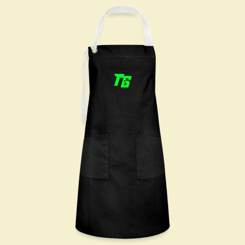 TristanGames logo merchandise - Contrasterende schort