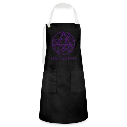 Hail Satan! - Artisan Apron