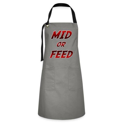 Mid or feed - Grembiule artista