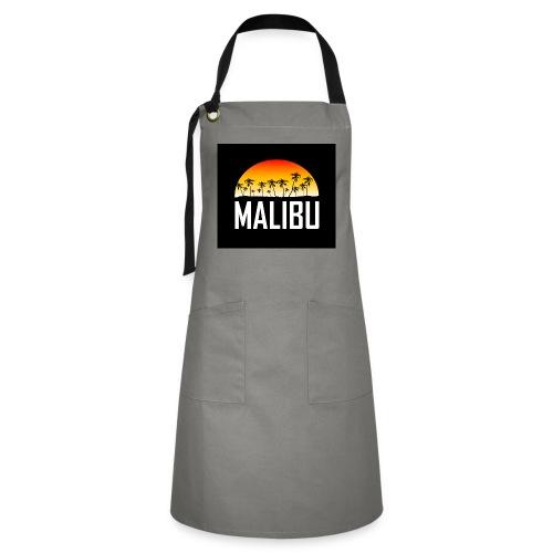 Malibu Nights - Artisan Apron