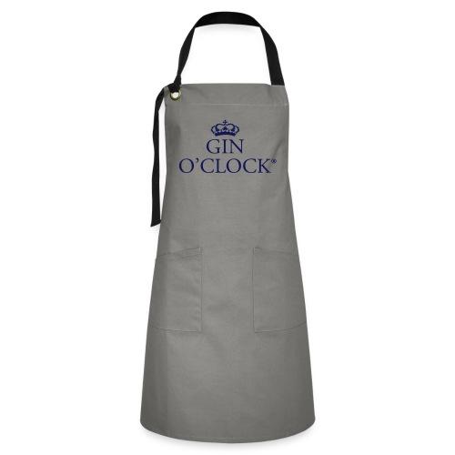 Gin O'Clock - Artisan Apron