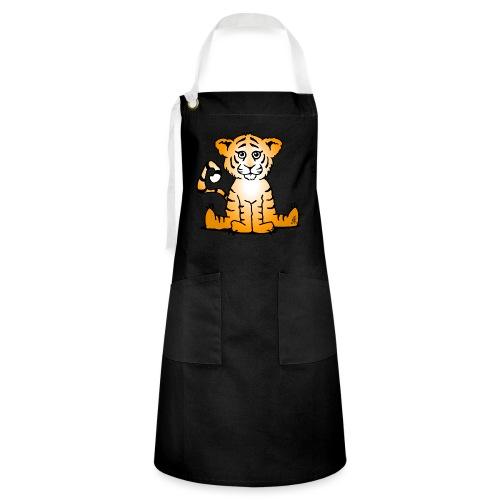 Tiger cub - Artisan Apron