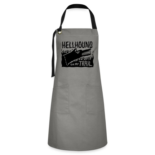 Hellhound on my trail - Artisan Apron