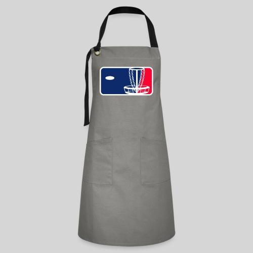 Major League Frisbeegolf - Kontrastivärinen esiliina