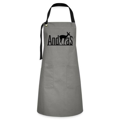AndREHas - Kontrastschürze