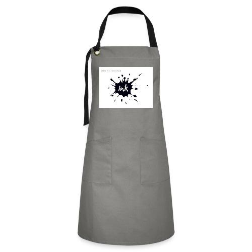 Ink Logo and website - Artisan Apron