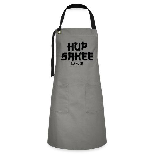 Hup Sakee - Contrasterende schort