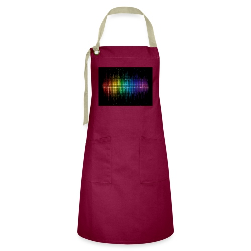 THE DJ - Artisan Apron