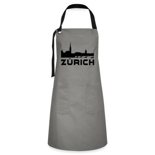 Zürich - Kontrastschürze