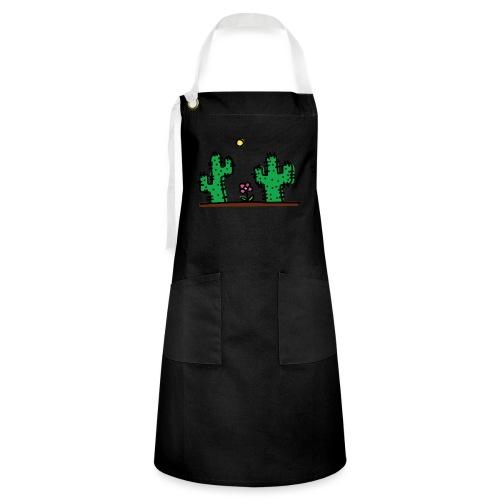 Cactus - Grembiule artista
