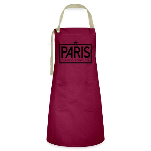 PARIS, FRANCE - Artisan Apron