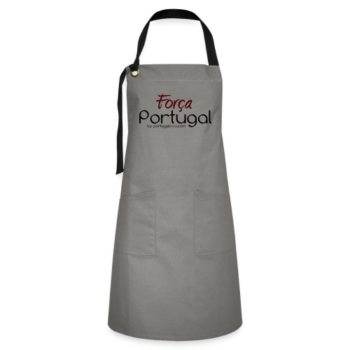 Força Portugal - Tablier contrasté