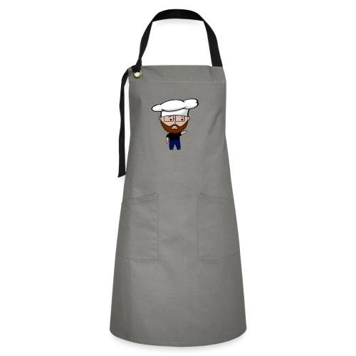 Chef Radgie - Artisan Apron