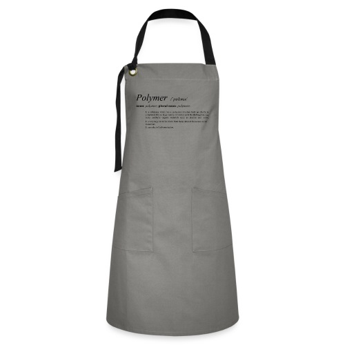 Polymer definition. - Artisan Apron