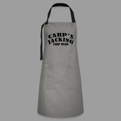 Carp's griffe CARP'S JACKING - Tablier contrasté